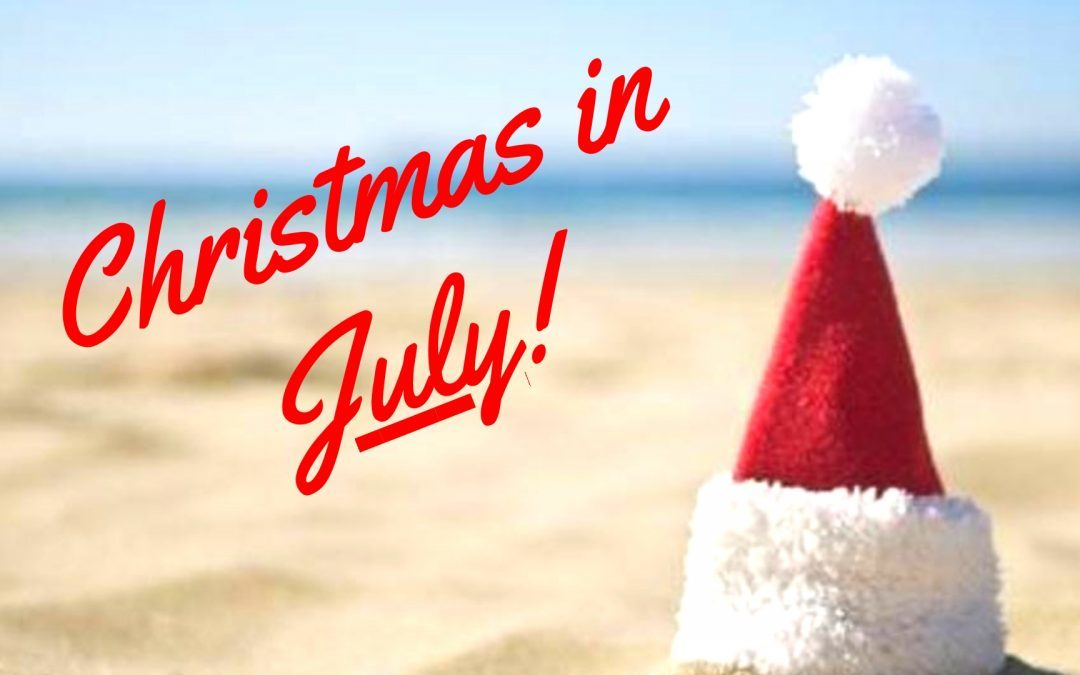 Christmas in July Week 2